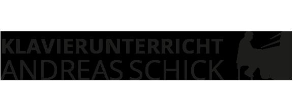 klavierunterricht Andreas Schick